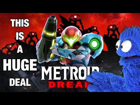 A Dread-Come-True   Metroid Dread Reveal Discussion