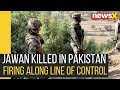 Pakistan Ceasefire Violation in Poonch, Jammu Kashmir: 1 Jawan Martyred  NewsX