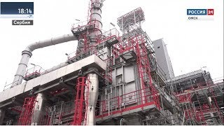 Одна из крупнейших компаний нашей страны активно реализует программу повышения эффективности своих нефтеперерабатывающих мощностей