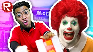 I OWN MCDONALDS! | Roblox