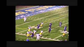 Tavonn Crisp Thurgood Marshall H.S. Junior Football Video 20