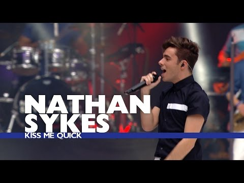 Nathan Sykes - 'Kiss Me Quick' (Live At Summertime Ball 2016)