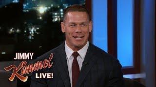 John Cena's Dad Pretended to Be Him