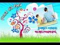 Tarjetas animadas para el Dia del Padre - Video Animado
