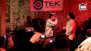 THHF MC BATTLE 2009 (FINAL ROUND)