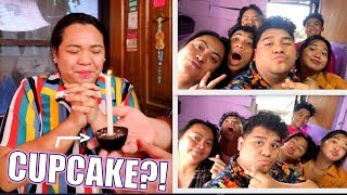 WALANG HANDA BIRTHDAY PRANK KAY ATE SUZETTE (PART ONE!!) | LC VLOGS #275