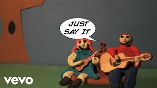 The Mowgli's - Say It, Just Say It (Lyric Video)