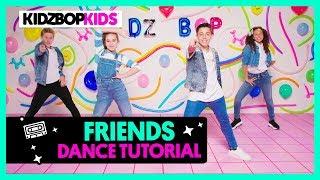 KIDZ BOP Kids - FRIENDS (Dance Tutorial) [KIDZ BOP 38]