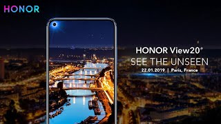 Huawei Honor V20 - 48MP Rear Camera and Link Turbo, Price & Full Specifications - YouTube