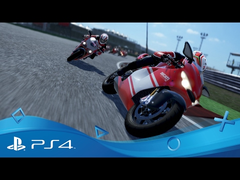 Ducati -  90th Anniversary | Utannonseringstrailer | PS4