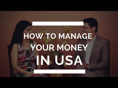 Money Management: How To Properly Manage Your Money/Finances In The USA