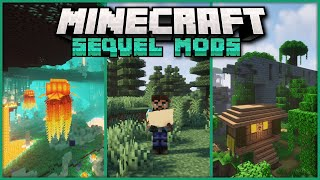 TOP 50 Best Mods that Make Minecraft Feel Like a Sequel & Next-Gen Game! - Fabric Edition