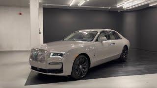 2021 Rolls-Royce Ghost - Walkaround in 4k