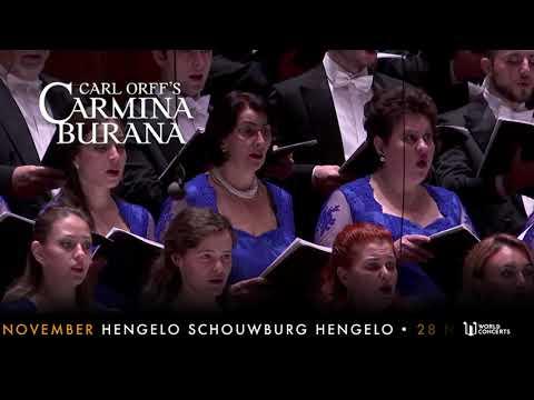 CARMINA BURANA Ga naar het concert