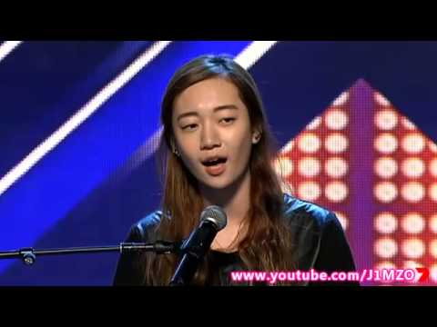 Julia Wu - The X Factor Australia 2014 - AUDITION [FULL]