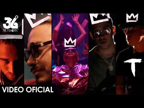 El Taiger Ft. Cosculluela, J Balvin, Bad Bunny & Bryant Myers - Coronamos (Remix 2) (Video Oficial)