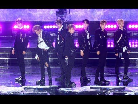 NCT U - (엔씨티 유) BOSS 보스 [4K 직캠]@락뮤직