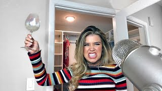 i tried doing ASMR while drunk
