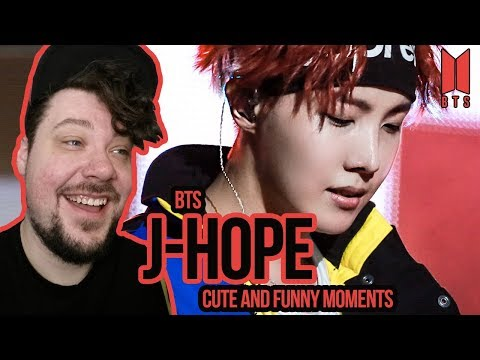 Mikey Reacts to BTS J-Hope Cute and Funny Moments