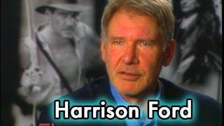 Harrison Ford On Raiders Of The HD