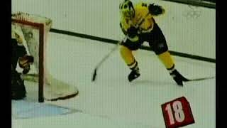 This is the best trick i ever saw in hockey , sports skill