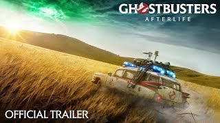 GHOSTBUSTERS: AFTERLIFE - Official Trailer - In Cinemas November 25, 2021