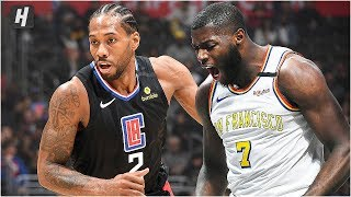Golden State Warriors vs Los Angeles Clippers - Full Game Highlights | January 10, 2020 NBA Season