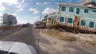 Hurricane Michael post storm images - Mexico Beach and Port St. Joe, Florida