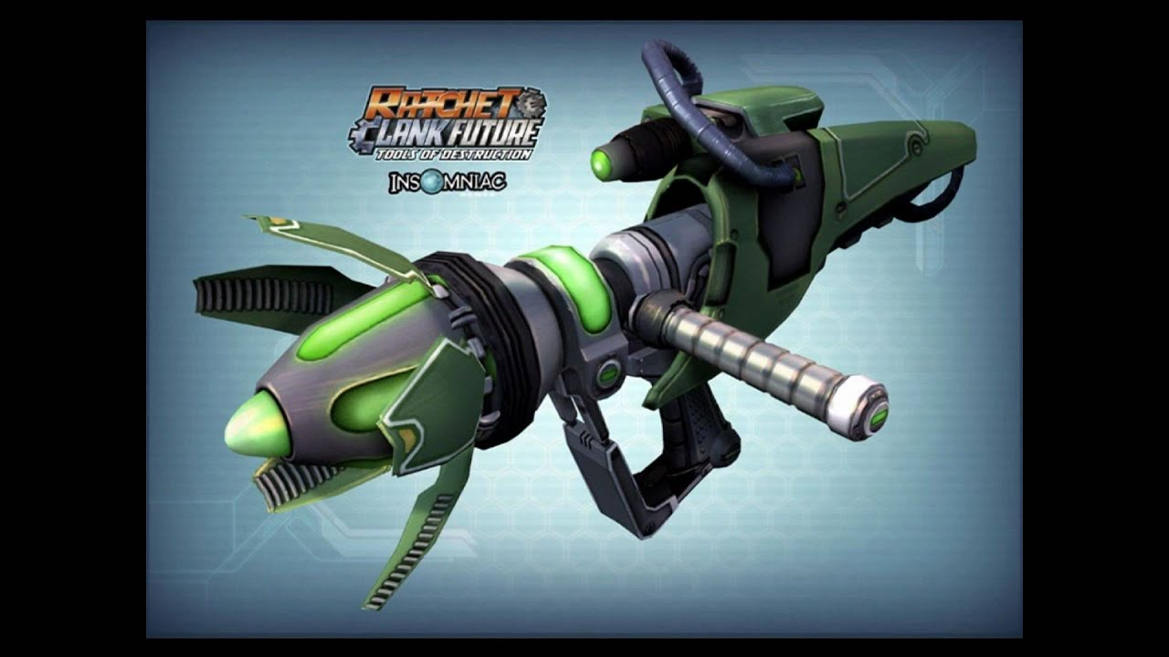ratchet clank series best weapons hd 1080p youtube. Black Bedroom Furniture Sets. Home Design Ideas
