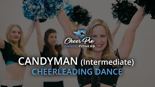 CANDY MAN - Cheerleading Dance (Intermediate)