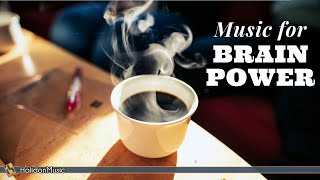 Classical Music for Working & Brain Power - YouTube