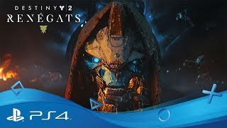 Destiny 2 : renégats :  bande-annonce