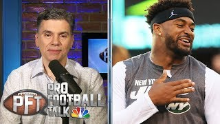 Jets' Jamal Adams on Le'Veon Bell: He's the whole package | Pro Football Talk | NBC Sports