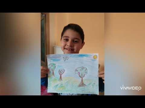 Video 3^ A primaria Campora Buona Pasqua