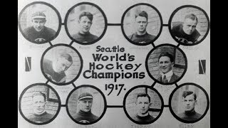 Seattle Was the First American Stanley Cup Champion
