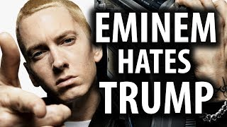 Eminem's Very Upset Trump Ignored Him