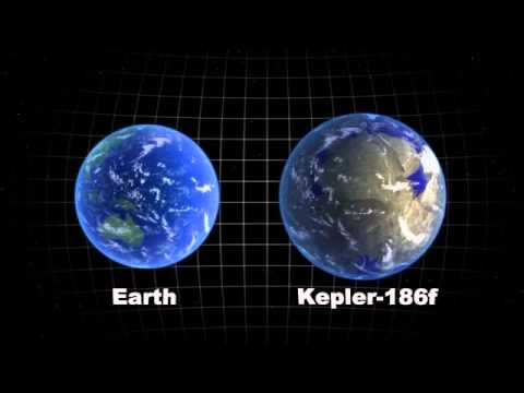 Kepler-186f, the first Earth-like star discovered in the ...