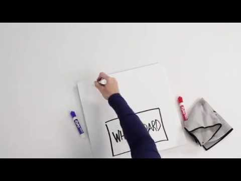 FUZE Dry Erase Paint from MDC