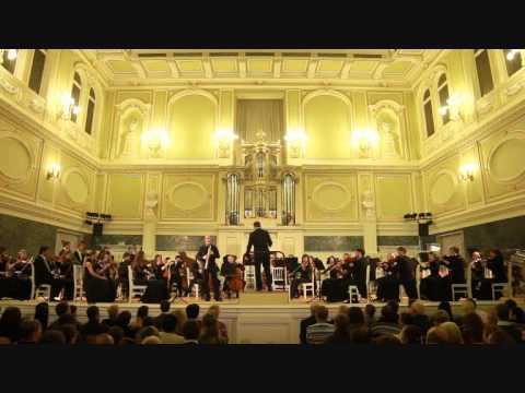 W.A. MOZART Oboe Concerto in C major, K. 314