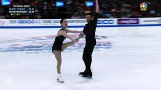 Highlights From The Pairs Free Skate | Champions Series Presented By Xfinity