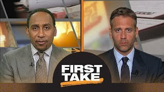 First Take reacts to Dwight Howard signing with Wizards | First Take | ESPN
