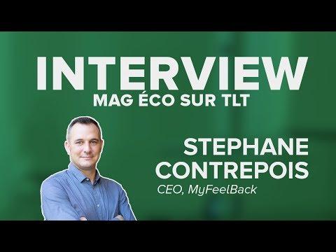 Interview de Stéphane Contrepois dans le Mag Eco sur TLT