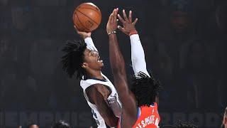 Grizzlies Win 1st Game in Bubble! 2020 NBA Restart