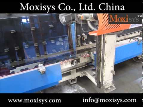 insulating glass production line-- automatic film removing machine