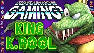 King K. Rool - Did You Know Gaming? Feat. The Cartoon Gamer (Nintendo)