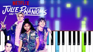 Julie and the Phantoms - Wake Up  (Piano tutorial)