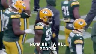 Za'Darius Smith Roasts Aaron Rodgers| Funny Mic'd Up Moments