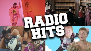 Top 50 Songs that You Hear Every Day on the Radio 2019 - July