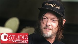 "Norman Reedus Talks ""BFF"" Andrew Lincoln Leaving 'The Walking Dead' 