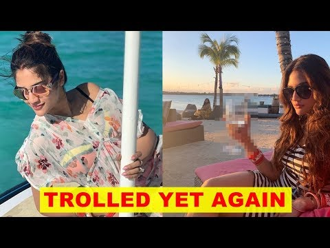Actress turned MP Nusrat Jahan trolled for being absent in Parliament